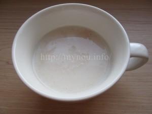 ミルク甘酒