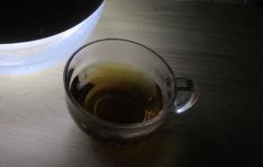煮出し麦茶の香りと「緑林の香り」