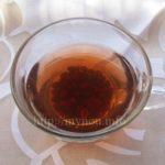 夏にカリウム・あずき茶のつくり方